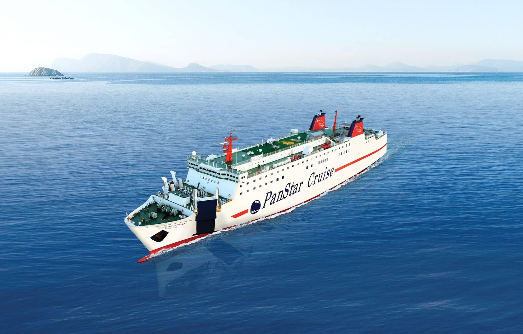 【中国輸入ビジネス 入門】 中国山東省地域から日本への高速船